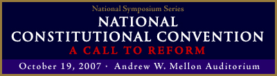 The National Constitutional Convention