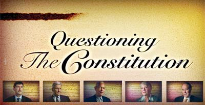 Questioning The Constitution